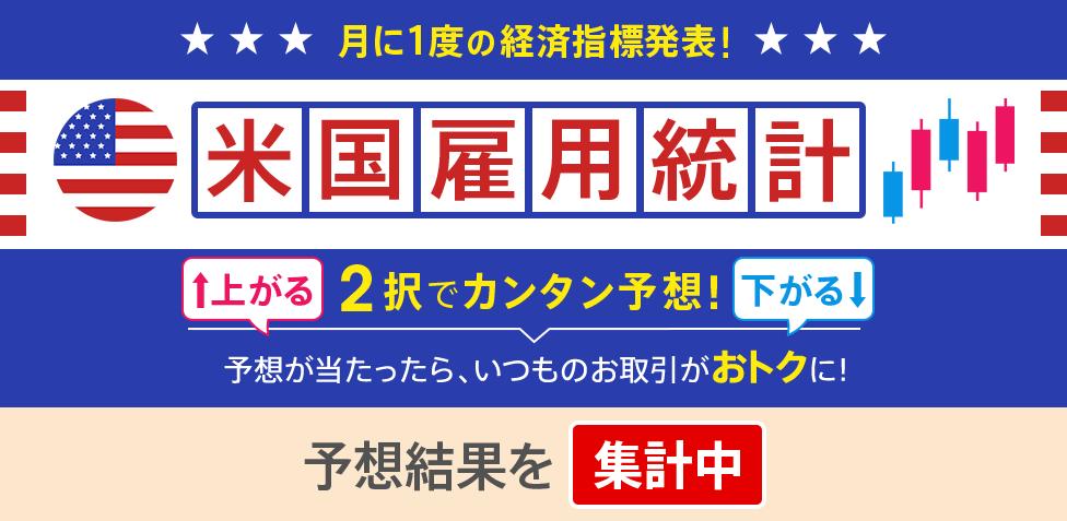 [米国雇用統計] 円高?円安?発表後の為替を予想しよう ...